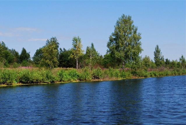 Ивановская область расположена в центре европейской части россии